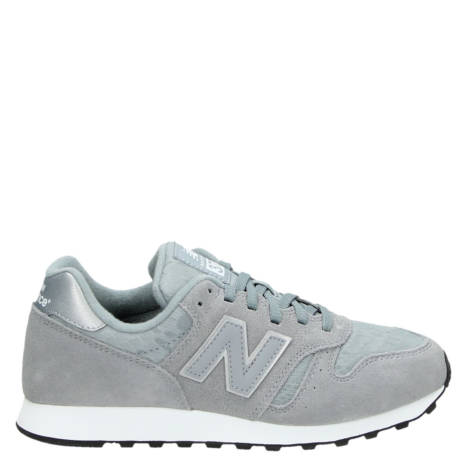 new balance dames grijs