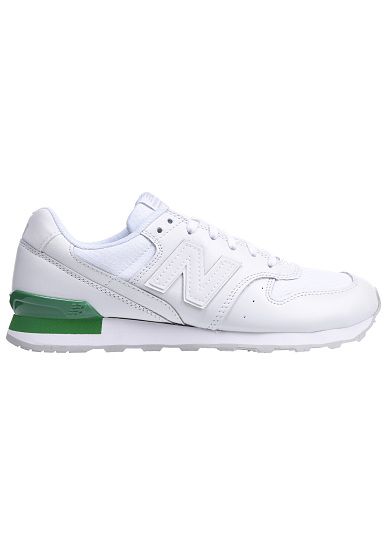 new balance wit dames