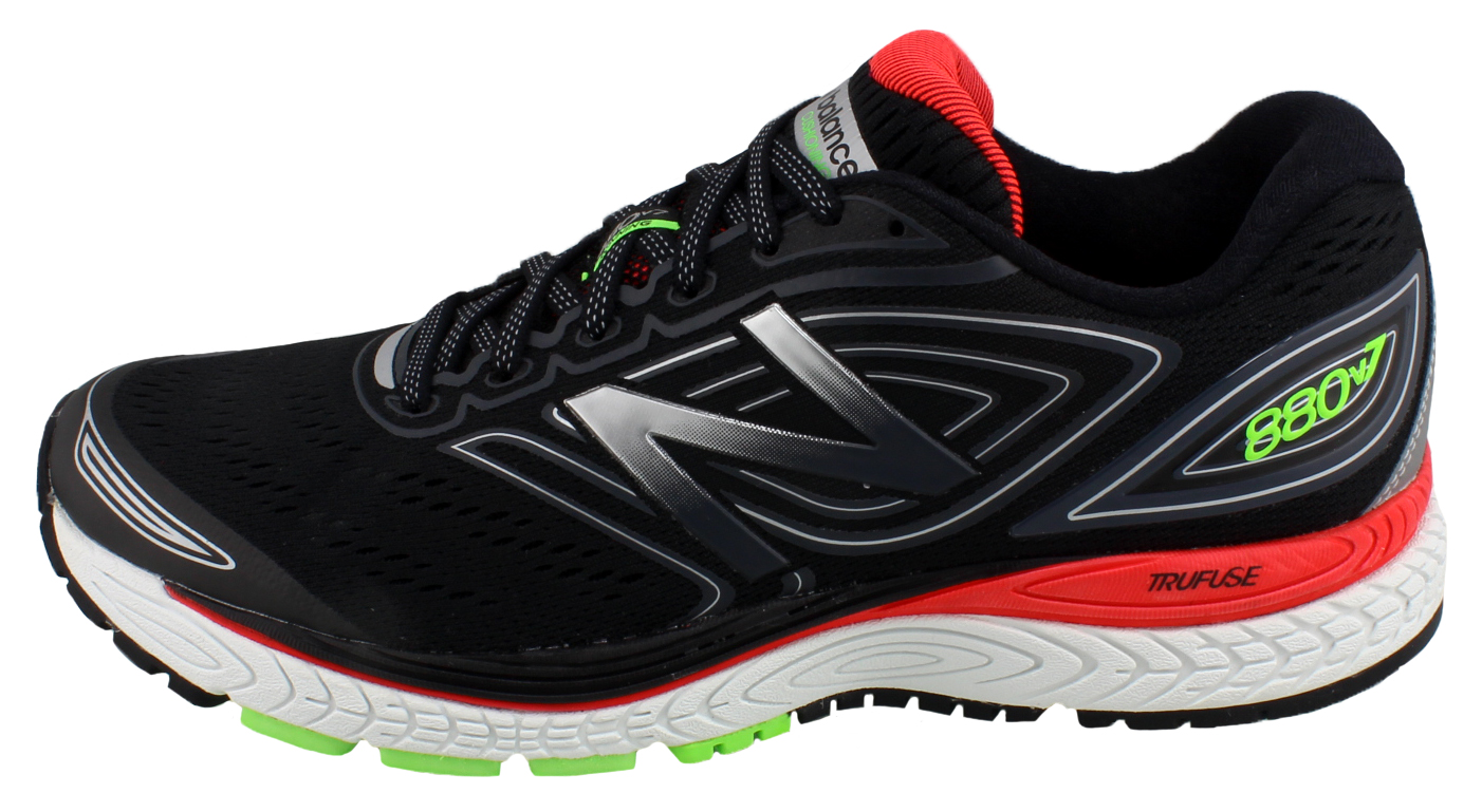 new balance zwart heren