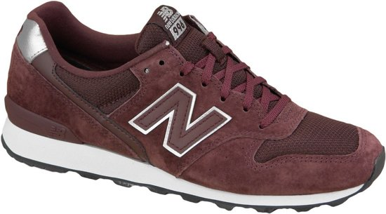new balance dames rood