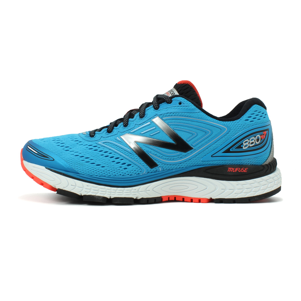 new balance heren blauw
