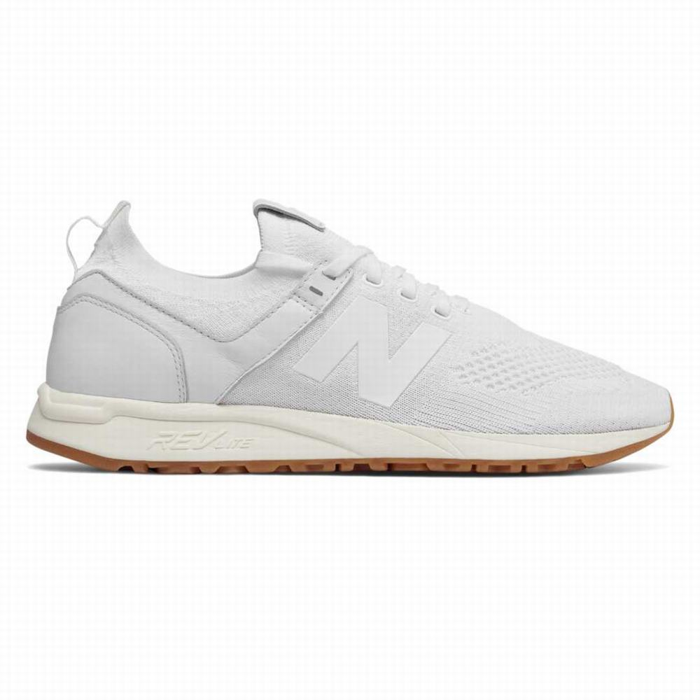new balance heren wit